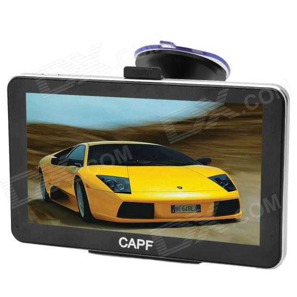 "CAPF DH950 7 ""TFT Resistive Win CE 6.0 GPS Navigator w / FM-Transmitter / Built-in 4 GB Speicher"