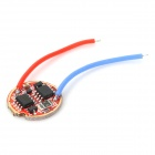 SZXDY01 Memory 5-Mode LED Driver Circuit Board for Flashlight (3~4.5V)