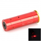 12G 5mW 650nm Red Laser Pointer - Red + Golden (3 x AG13)