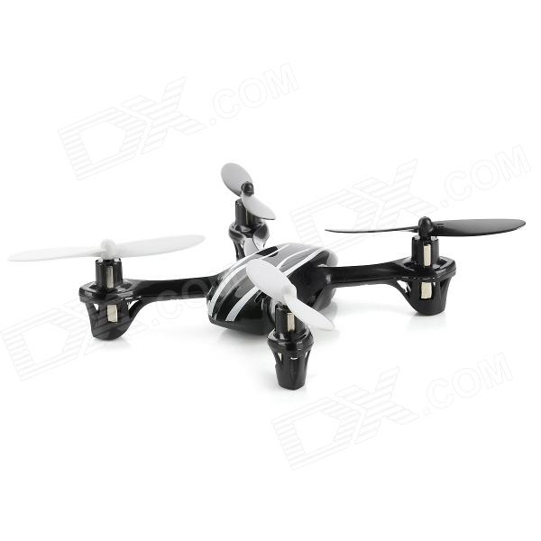 JinXingDa JD-385 Mini 4-CH 2.4G Radio Control Quadcopter R/C Flying Saucer Aircraft w/ 6-Axis Gyro