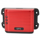 Goome GM901 GPS / GSM / GPS Anti-Tamper Alarm Car Motorcycle Positioning Tracker - Red + Black