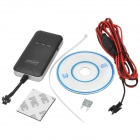 Goome GT02A GPS / GSM / GPS Alarm Car Motorcycle Positioning Tracker - Black (12~36V)