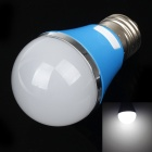 AOXIN AX-3 E27 3W 280lm 5400K 6-SMD 5730 LED White Light Lamp Bulb - White + Blue (220V)