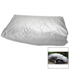 FF077 Water Resistant Dust-Proof Anti-Scratching Car Cover for Big Business Cars - Silver (Size XXL)