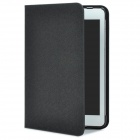 GTcoupe i-002 Protective Seamless PU Leather Case w/ Stand for Ipad MINI - Black
