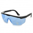 Stylish Outdoor Sports Cycling UV400 Protection Sunglasses - Black + Blue