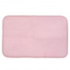 JLP 30065 Anti-Slip Water Absorption Anti-slip Lint Floor Mat - Pink
