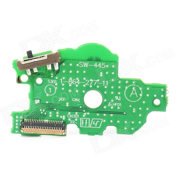 Power Switch Board for PSP1000 - Green new power board la32r81b bn44 00192a bn44 00156a bn44 00155a compatible board