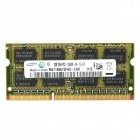 Samsung Notebook Computer DDR3 1333MHz Memory - Green (2G)