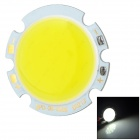 3W 6500K 200lm White Light COB LED Module - Yellow + Silver + White (DC 9~11V)