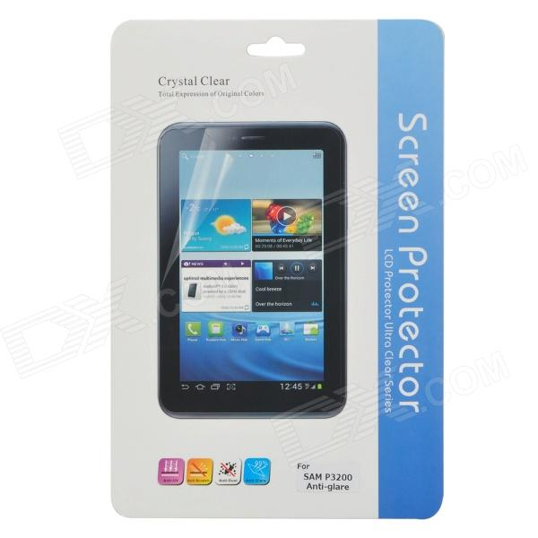 Protective Matte Screen Protector Guard Film for Samsung Galaxy Tab 3 P3200 (3 PCS) pinetti beauty case
