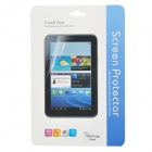 Protective Clear Screen Protector Guard Film for Samsung Galaxy Tab 3 P3200 (3 PCS)