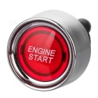 Red Light Push Start Ignition Switch for Racing Sport (DC 12V)
