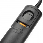 Dste RS3002 Remote Control Wired Shutter Release for Canon 5D Mark III / 6D / 7D / 20D / 30D (80cm)