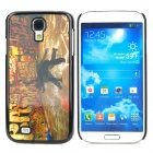 3D B-Boy Style Protective Plastic Back Case for Samsung Galaxy S4 i9500 - Multicolor