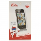 Protective Clear Screen Protector Film Guard for Lenovo A820 - Transparent