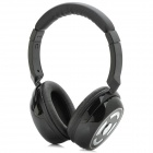 Blue Tiger M8 Multi-Function Bluetooth v4.0 Stereo Headphones Headset / Microphone - Black + Silver