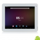 "PIPO M6 Android 4.2.2 Quad Core Tablet PC w/ 9.7"" Retina IPS, 16GB ROM, 2GB RAM, TF - Silver + White"