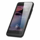 "ZOPO ZP200+ Dual-Core Android 4.0 WCDMA Bar Phone w/ 4.3"" 3D Screen, Wi-Fi and GPS - Black"