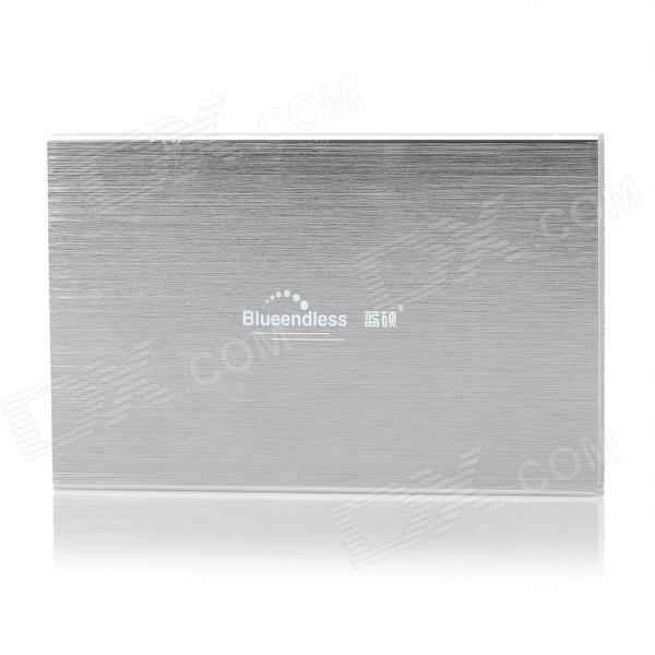 "Blueendless BS-U23M USB 3.0 2.5"" SATA HDD Корпус - серебристый"