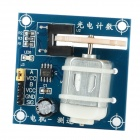 DC Motor Drive Speed Measurement Module - Blue