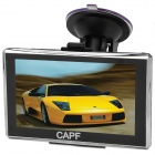 "CAPF DH780-P 5"" TFT Touch Screen Win CE 6.0 Car GPS Navigator w/ FM / TF / 128MB RAM / 4GB Memory"