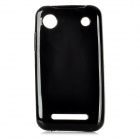 Protective TPU Back Case for Lenovo A660 - Black