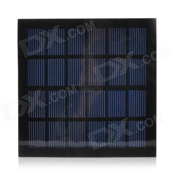 Miniisw SW-015 1.5W Polysilicon Solar Panel - Black