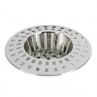542 Resin Sink Mesh Strainer for Kitchen / Wash Basin / Washroom + More - Silver