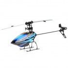 WLtoys V922 6-CH 2.4GHz Radio Control Upside Down 3D Fly R/C Helicopter w/ Gyro / 4-Model Controller