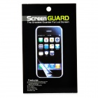 Professional PET Clear Screen Guard Protector for Samsung Galaxy Express i8730 - Transparent (2 PCS)