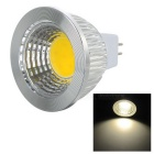 MR16 GU5.3 5W 400lm 3500K Warm White Light COB LED Lamp (AC / DC 12V)