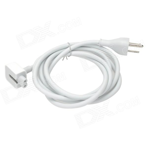 AC Power Adapter Extension Cable for Apple Macbook - White (US Plug / 170CM) 10w power adapter extension cable for macbook ipad us plug 160cm length
