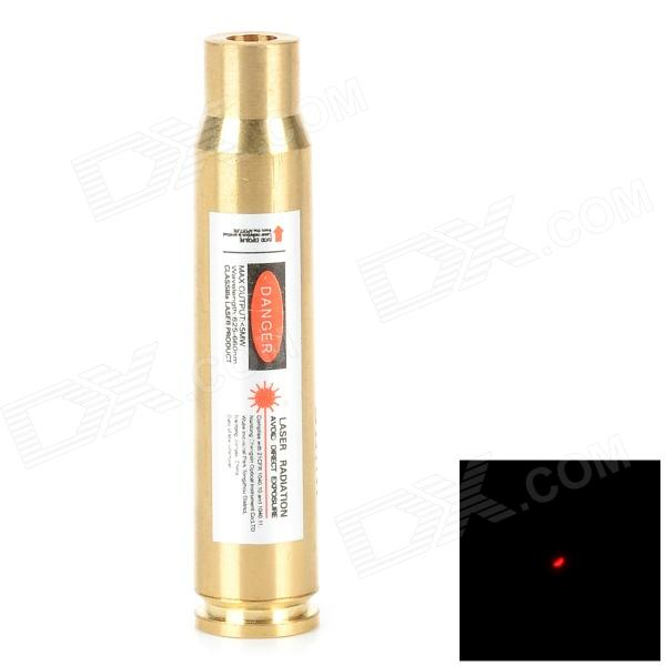 8 milímetros cartucho Red Laser Bore Sighter - Golden