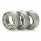 GZ3D03 Rapid Prototyping Stainless Steel Bearings for 3D Printer - Silver (3 PCS)