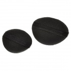 Hairdressing Tool Princess Style Hair Heighten Device - Black (2 PCS)