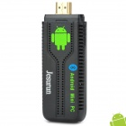 Jesurun UG007 Quad-Core Android 4.2 Mini-PC Google TV Player w / 2GB RAM / 16GB ROM / US-Stecker - Schwarz