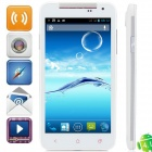 X920e Quad-Core Android 4.1.1 WCDMA Smartphone w/ 5.0' Capacitive Screen, 1GB RAM, 4GB ROM - White