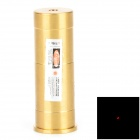 12GA Cartridge Red Laser Bore Sighter - Golden