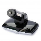 "1.4"" LCD A2DP Bluetooth MP3 Player FM Transmitter with Caller ID Handsfree (SD/MMC/USB/2.5mm)"