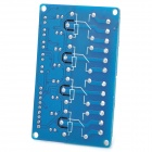 4-Channel 5V Optocoupler Isolation Relay Module w/ Trigger - Blue