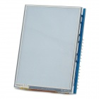 "2.8""  TFT LCD Touch Shield Module for Arduino - Silver + Blue + Black"