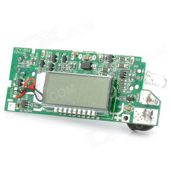 B88 1 1 Quot Lcd Mobile Power 5v Booster Circuit Board