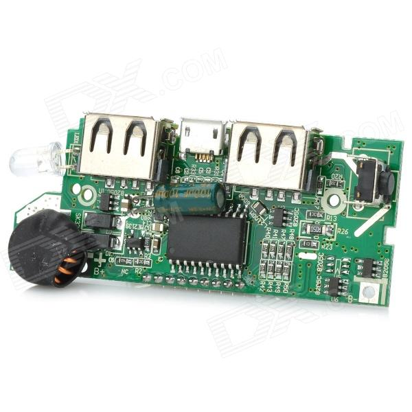 B88 11quot Lcd Mobile Power 5v Booster Circuit Board Lithium Battery