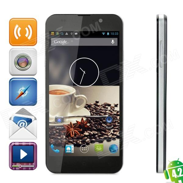 "ZOPO C2 Platinum Quad-Core Android 4.2 WCDMA Smartphone w/ 5"" FHD, MTK6589T 1.5GHz, 16GB ROM and GPS"