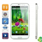"ZOPO ZP950+ Quad-Core Android 4.2 WCDMA Bar Phone w/ 5.7"" Screen, Wi-Fi and GPS - White"