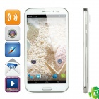 "ZOPO Phablet ZP950 Dual-Core Android 4.1 WCDMA Bar Phone w/ 5.7"" Screen, Wi-Fi and GPS - White"