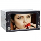 "Joyous J-2612MX 6.2"" Screen Wi-Fi / 3G Car DVD Player w/ DVB-T, Radio, GPS, AUX, Bluetooth, RDS"