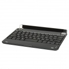 E-098 Ultra-Thin Bluetooth V3.0 59-Key Keyboard for Ipad MINI - Black