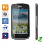 "Huawei Ascend G300 U8818 Android 4.0 WCDMA Bar Phone w/ 4.0"" Capacitive Screen, Wi-Fi and GPS"